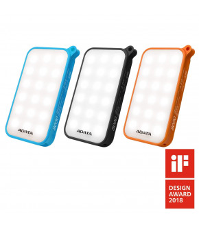 CARGADOR PORTATIL ADATA 8000 MAH LED IP54