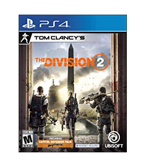 PS4 TOM CLANCYS - THE...