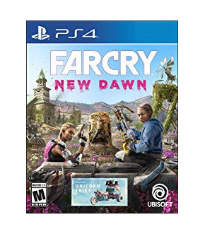 PS4 FARCRY - NEW DAWN