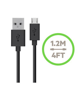 Cable Belkin Micro USB 1.2M...