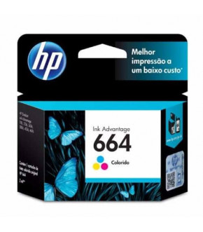 TINTA HP 664