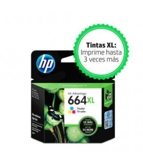 TINTA HP 664XL