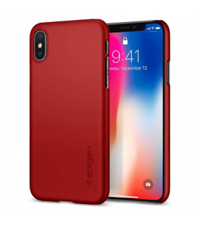 FUNDA SPIGEN THIN FIT IPHONE X