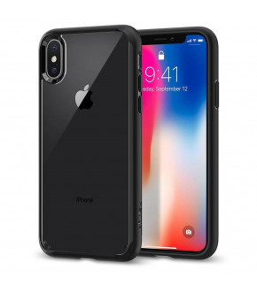FUNDA SPIGEN ULTRA HYBRID IPHONE X