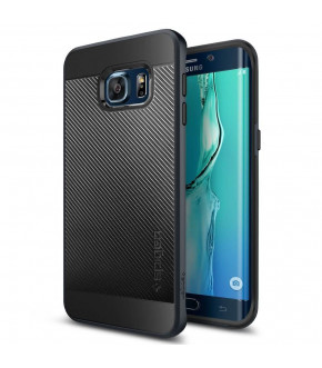 FUNDA SPIGEN NEO HYBRID CARBON GALAXY S6 EDGE PLUS