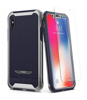 FUNDA SPIGEN REVENTON IPHONE X