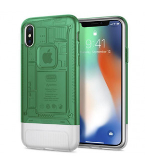 FUNDA SPIGEN CLASSIC C1 IPHONE X