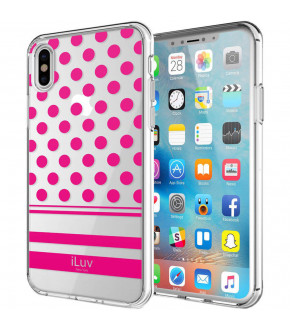 FUNDA ILUV DOTSTYLE IPHONE X
