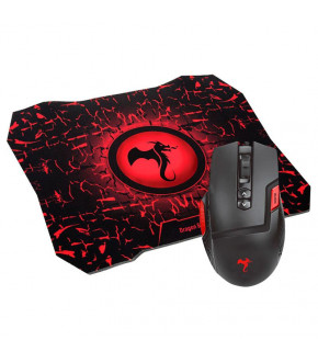 KIT MOUSE + PAD MOUSE FURY...