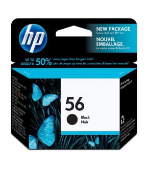 TINTA HP C6656AL 56 NEGRO