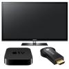 Apple TV & Chromecast