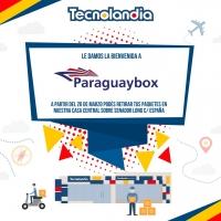 Alianza Paraguaybox - Tecnolandia